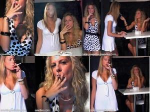 Cousins - smoking glamour competicion