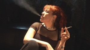 Yolanda: Experienced smoker