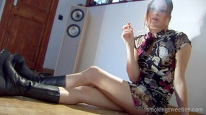I'm your smoking girlfriend (part.2)