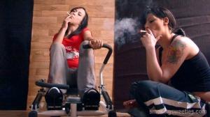 Reme and Jess: Smoking Fitness