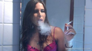 Ajda: Chain smoking model interview