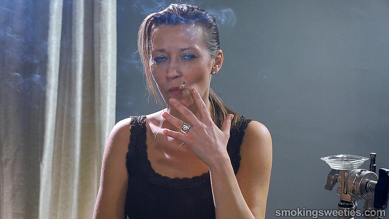 Valeria: Tons of residual smoke