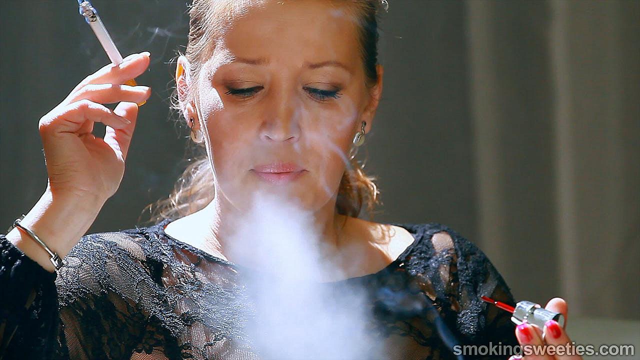 Valeria: Mature Smoker Interview