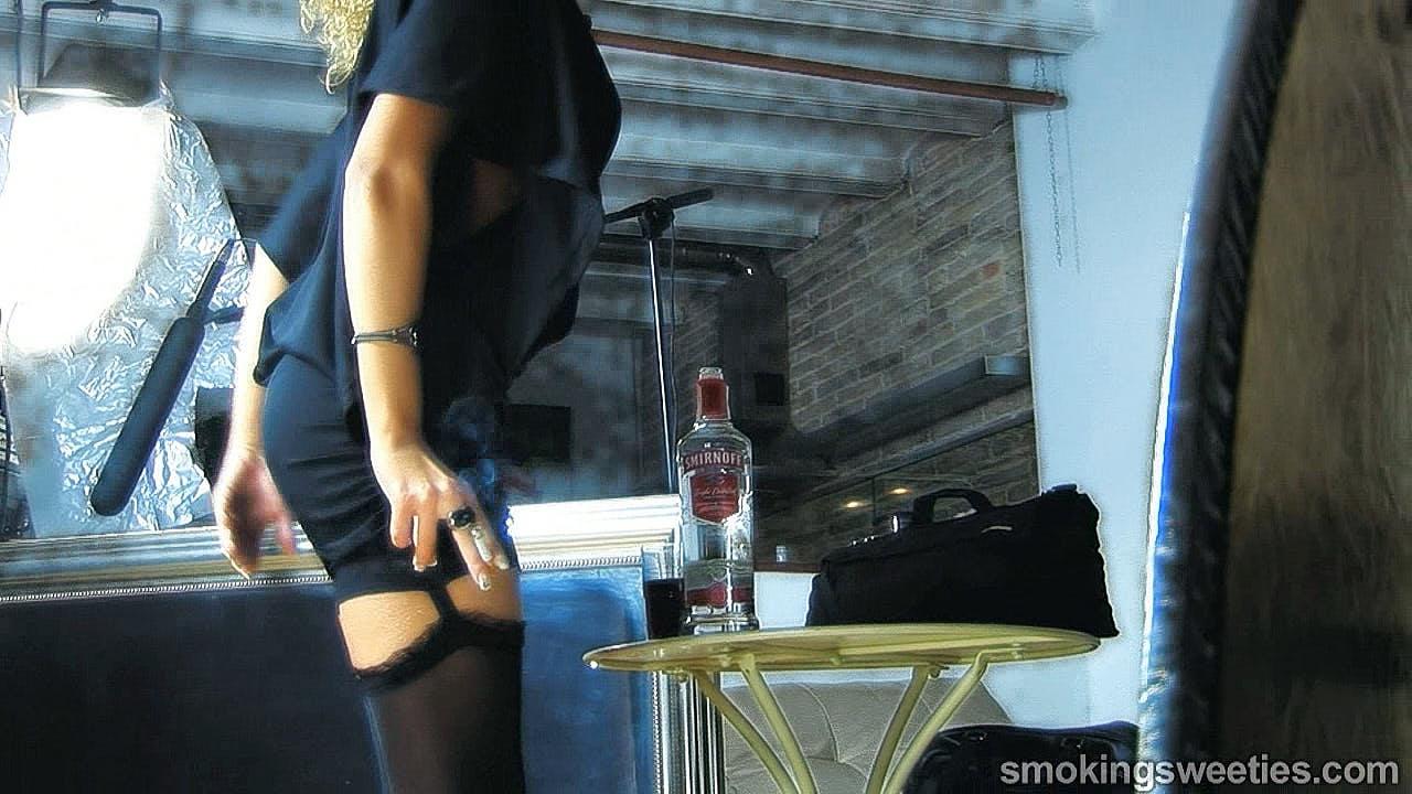 Vanessa: She's a Smoking Machine