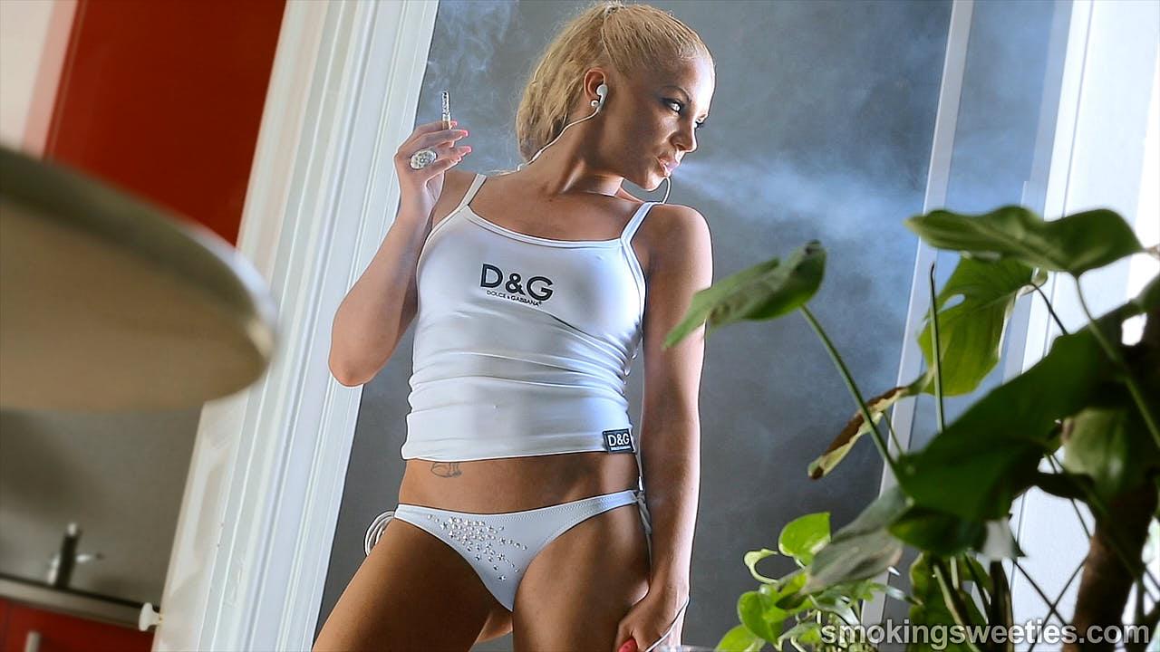 Vanessa: Vorbild für alle Raucherinnen