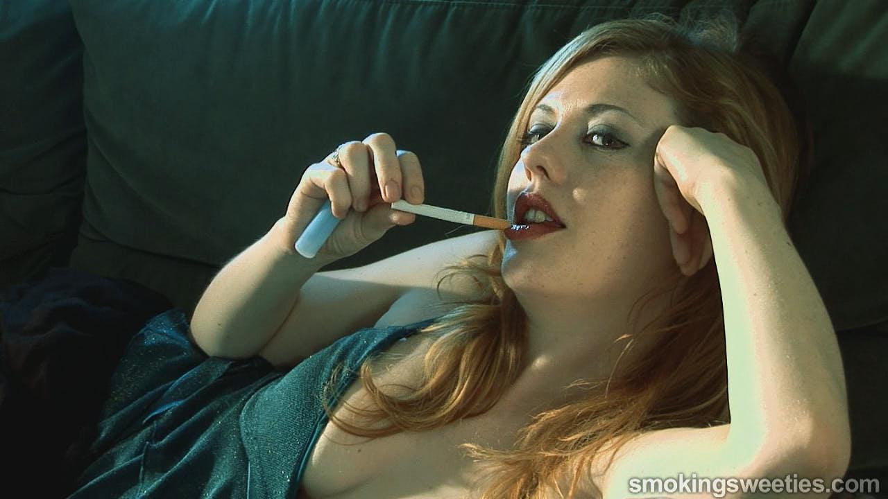 Venus O'hara: Smoking Interview