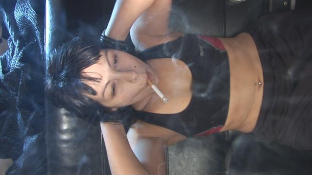 Veronica: Smoking Fitness Instructor