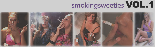 Smoking Girls Vol. 1