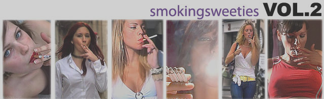 Smoking Girls Vol. 2