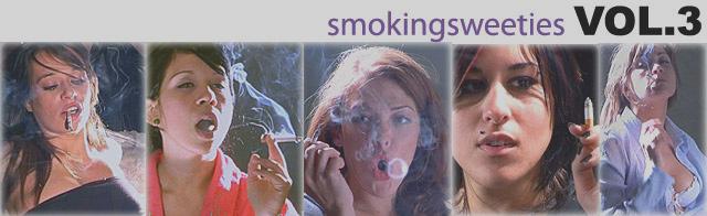 Smoking Girls Vol. 3
