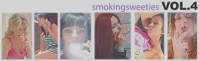 Smoking Girls Vol. 4