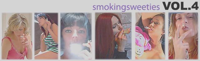 Smoking Girls Vol. 4