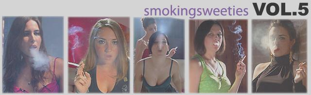 Smoking Girls Vol. 5