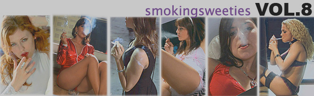 Smoking Girls Vol. 8