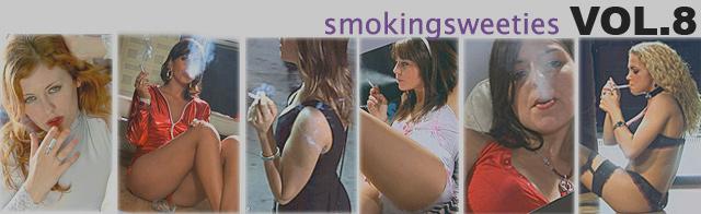 Smoking Girls Vol. 8