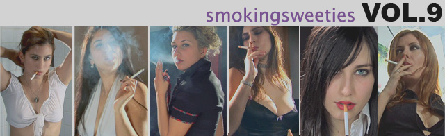 Smoking Girls Vol. 9