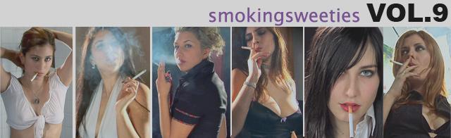 Smoking Girls Vol. 9