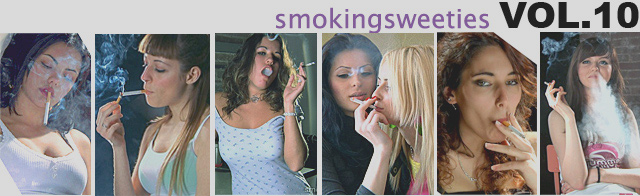 Smoking Girls Vol.10