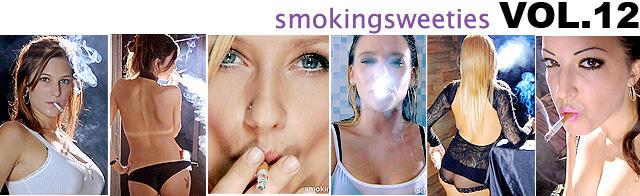Smoking Girls Vol.12