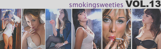Smoking Girls Vol.13
