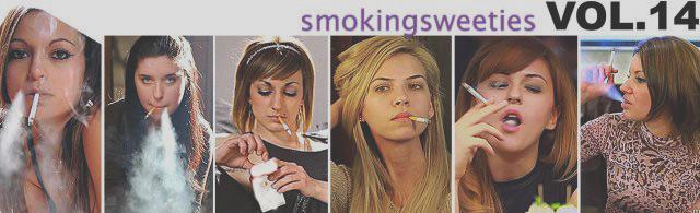 Smoking Girls Vol.14