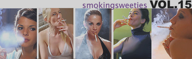 Smoking Girls Vol.15
