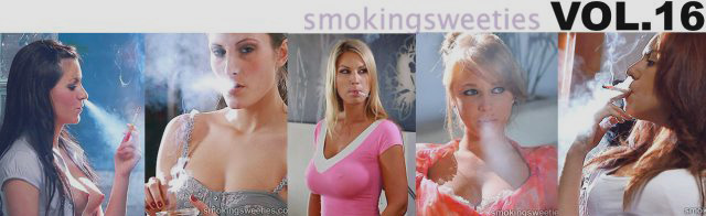 Smoking Girls Vol.16