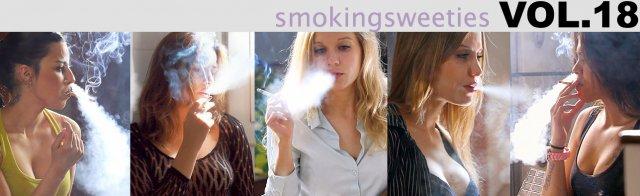 Chicas Fumadoras Vol.18