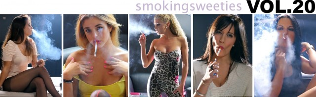 Smoking Girls Vol.20