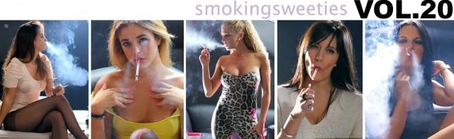Smoking Girls Vol.20